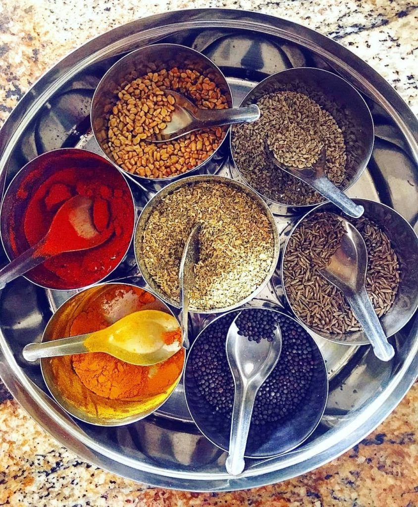 Ayurveda - Some kitchen herbs and spices!